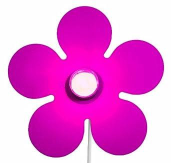 Niermann Standby Wandleuchte Happy Flower Magenta 321
