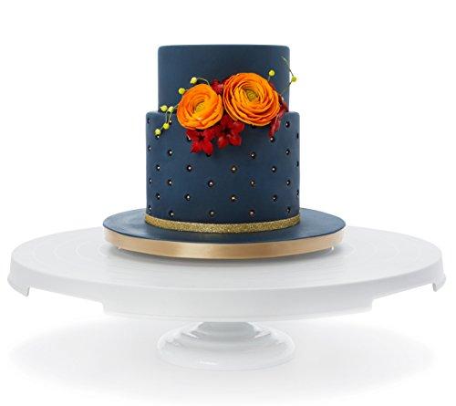 Innovative Sugarworks Turntable Expander for Rotating Cake ...