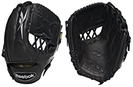 Reebok VROTR1175 VR6000 OTR Ballglove Series 11 3/4 inch Professional Pattern Infielder/Pitcher Baseball Glove (252650 - Right Handed Thrower)