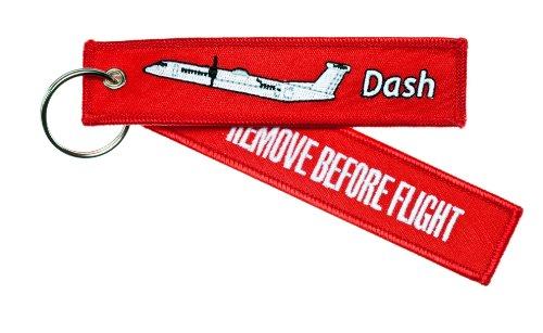 schlusselanhanger-remove-before-flight-bombardier-dash-8-inkl-schlusselring