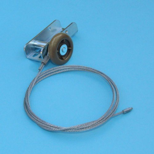 Hormann Garage Door Spares Parts Cables - Pattern Canopy Roller and Cable Assembly RH (Pre April 2002)