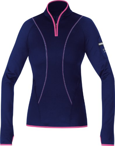 Gore Running Wear Women's Air Lady Zip Shirt