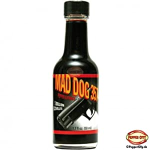 MAD DOG 357 Pepper Extract, 5 Million Scovile