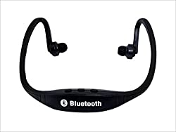 Wireless In-ear Stereo Bluetooth Headphones Neckband with Built in Mic Compatible with all Smartphones,Tablet,Mp3,laptops,PC and other Bluetooth Device