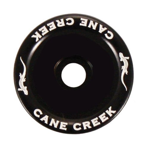 Cane Creek Top Cap (Black, 1.5-Inch)