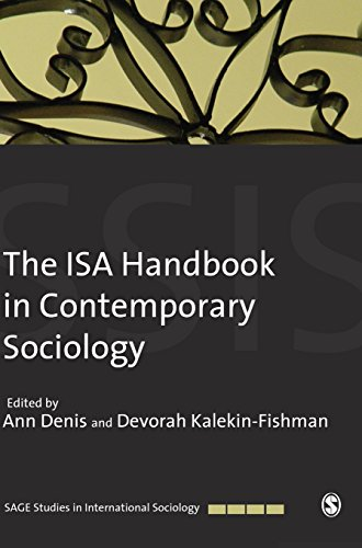 The ISA Handbook in Contemporary Sociology (SAGE Studies in International Sociology)