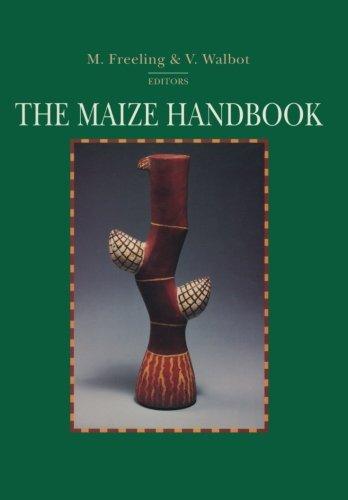 The Maize Handbook (Springer Lab Manuals)
