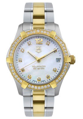 TAG HEUER AQUARACER 2000 LADIES WATCH WAF1350.BB0820