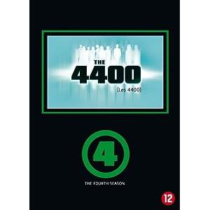 Les 4400: L'integrale de la saison 4 - Coffret 4 DVD [Import belge]