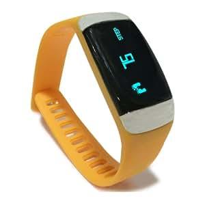 LYCOS Life LYCOS Life Advanced, Interactive Smart Band, Alpenglow Orange