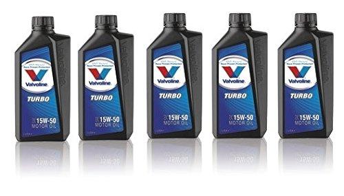 valvoline-motori-turbo-sae-15-w50-olio-motore-5-x-1-litro-lotti-turbo-api-sl-cf-acea-a3-b3-vw-50500