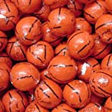 Chocolate Foil Basketballs