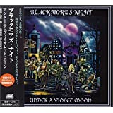 Under a Violet Moon