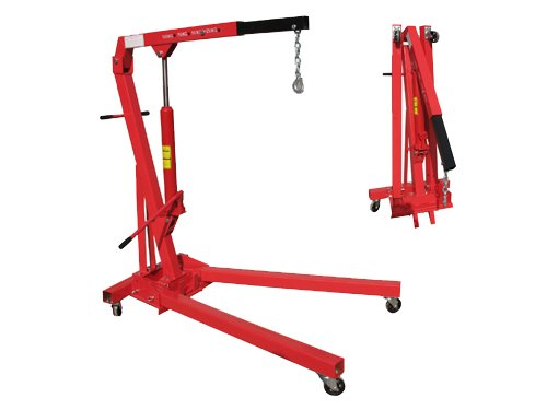 Quality Folding Engine Crane 1 Tonne Hoist Lift