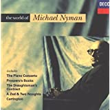 World of Michael Nyman,thepar Michael Nyman