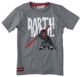 Lego wear - star wars - t-shirt - garçon - gris (light grey) - 4 ans