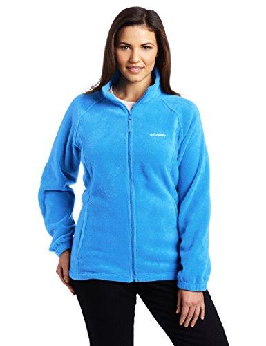Columbia jackets womens plus size