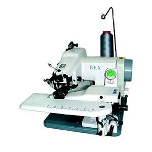 REX RX-518 Portable Blind Stich Machine by Smartek USA Inc. Sewing