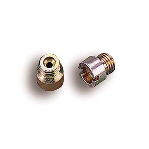 Holley 122-110 Standard Main Jet - Pair (110 Race Fuel compare prices)