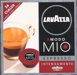 Lavazza A Modo Mio Espresso Capsules, Total 36_P