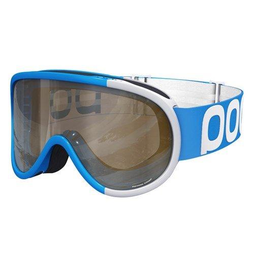 POC, Maschera da sci, modello Retina Comp, Blu (Terbium Blue), Taglia unica