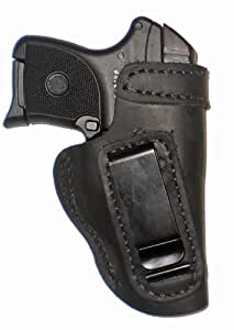 Beretta Nano Light Weight Black Right Hand Inside The Waistband Concealed Carry Gun Holster With Forward Cant