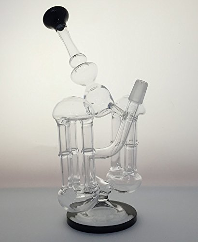 Sherrystore-14mm-Male-Water-Glass-Double-Recycler-Walker-Perc-Pipe