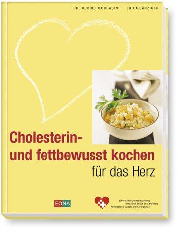 Cholesterin- und fettbewuss koche für das Herz