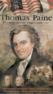 thomas paine the most valuable englishman ever vhs 1982 kenneth griffith video. Black Bedroom Furniture Sets. Home Design Ideas