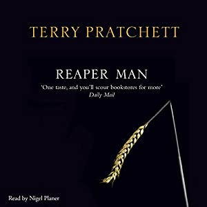 Reaper Man Audiobook