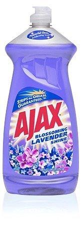 Ajax Blossoming Lavender Shine Dish Soap - 16 Oz.