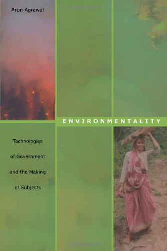Environmentality: Technologies of Government and the...