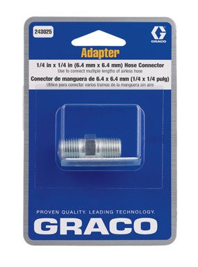 "Graco Hose Adapter 1/4 "" X 1/4 """