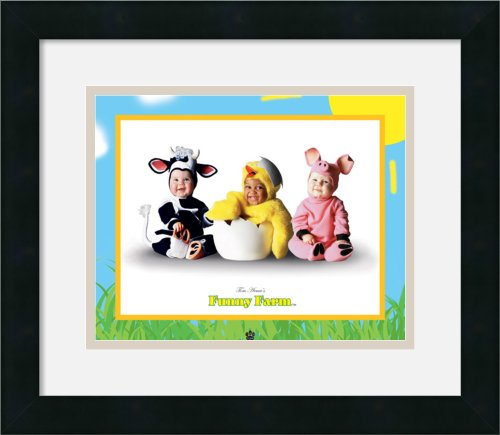Funy Farm I By Tom Arma Framed front-925355
