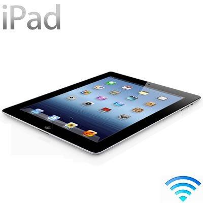 The new ipad 第3世代 wi-fiモデル 32GB ブラック 国内版