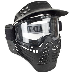World Tech Arms Airsoft Survivor Full Face Mask 