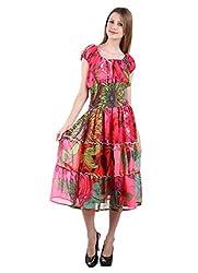 Selfiwear SW-538 Trendy Dress