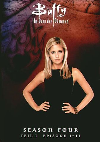 Buffy - Im Bann der Dämonen: Season 4.1 (Episode 1-11) [Box Set] [3 DVDs]