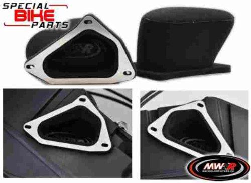 Filtre--air-Ducati-848-1098-1198-MWR-Tuning-vergrreter-Einlass