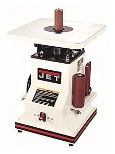 JET 708404 JBOS-5 5-1/2 Inch 1/2 Horsepower Benchtop Oscillating Spindle Sander with Spindle Assortment, 110-Volt 1 Phase by JET