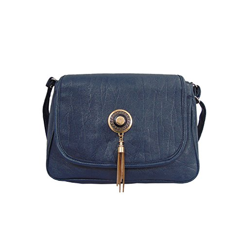 Bagizaa-Blue-PU-Casual-Womens-and-Girls-Sling-Bag