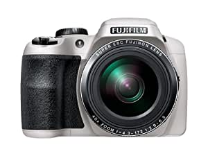 Fujifilm FinePix S8200 Digital Camera - White (16.2 MP, 40x Optical Zoom) 3.0 inch LCD (discontinued by manufacturer)