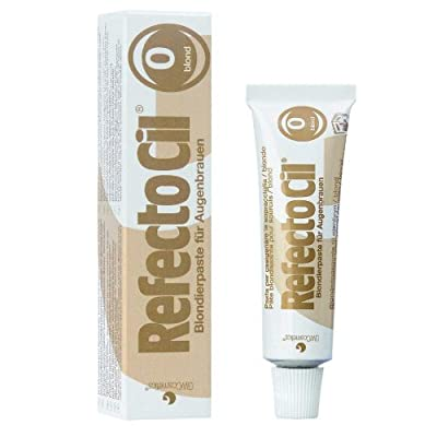 Best Cheap Deal for Refectocil Bleaching Paste For Eyebrows - 0 Blonde (15ml) by GW Cosmetics - Free 2 Day Shipping Available