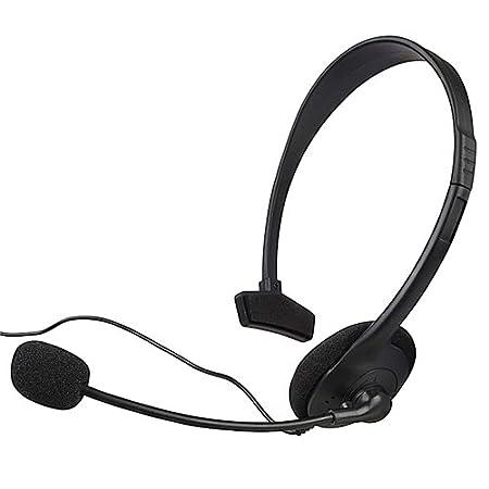 eForCity Headset for Microsoft Xbox 360, Black