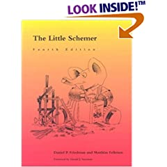 The Little Schemer Cover