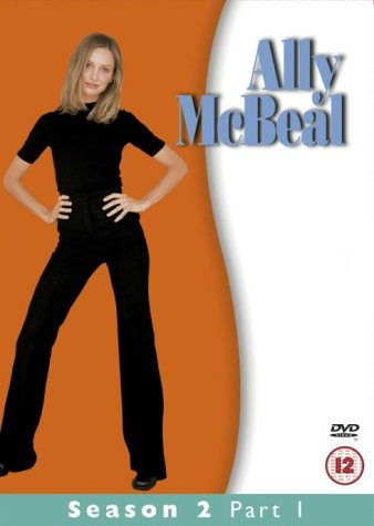 Ally McBeal - Season 2 Part 1 [DVD] [1998]