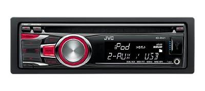 JVC KD-R521E MP3-CD Tuner (iPod-Steuerung, USB) von JVC bei Reifen Onlineshop