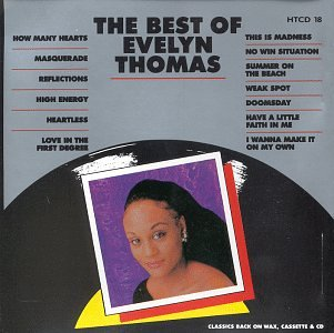 Evelyn Thomas - Best of - Zortam Music