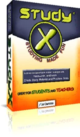 StudyX Study Software - Useful to Study History, Foreign Language, Math, Science and More!