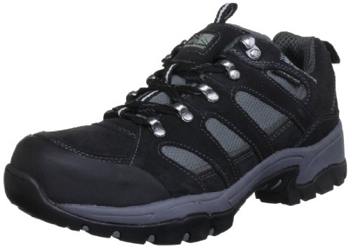 Karrimor Mens Bodmin Low lll Weathertite Trekking and Hiking Shoes K606-BLC-155 Black Sea 9 UK, 43 EU, 10 US